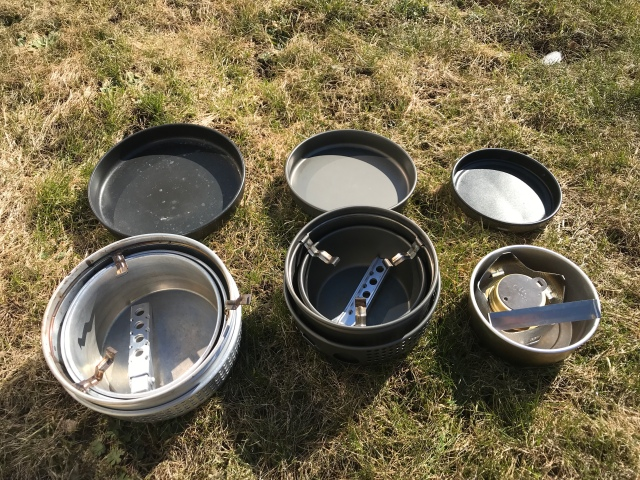 Trangia stove sets