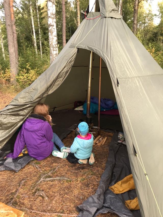 Car camping – Småland Outdoor